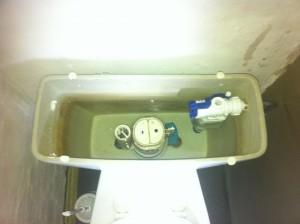 toilet herstelling Lier NA