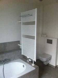 Badkamer nieuwbouw Heist Op den Berg